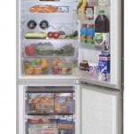 GE 12 cu ft Counter Depth Bottom-Freezer