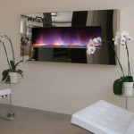 chrome-wall-gas-fireplace