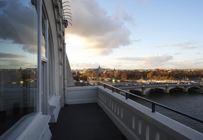Architect Joseph Dirand Quai Anatole France Paris
