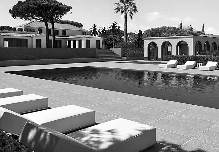 French Architect Joseph Dirand St Tropez Pool
