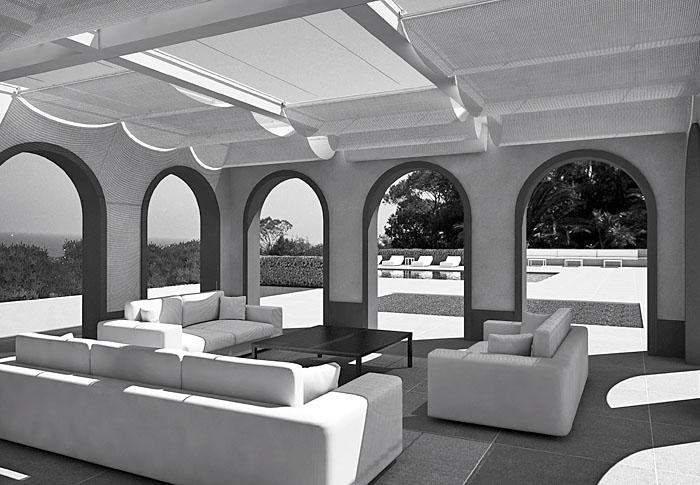 French Architect Joseph Dirand St Tropez