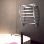WarmlyYours Portofino towel warmer