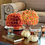 flowered-pumpkins-southern living