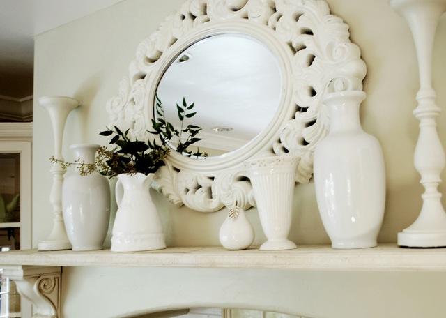 White mirror Centsational Girl
