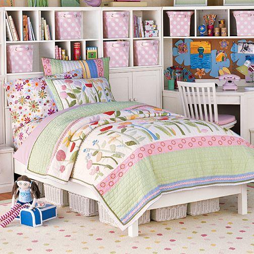 Spring home Decorating bedroom bedding