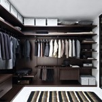 Modern closet - classic and timeless